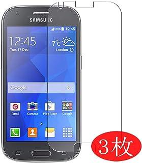b2371031e3a VacFun 3 Piezas HD Claro Protector de Pantalla para Samsung Galaxy Ace Style  LTE G357 /