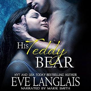 His Teddy Bear audiobook cover art