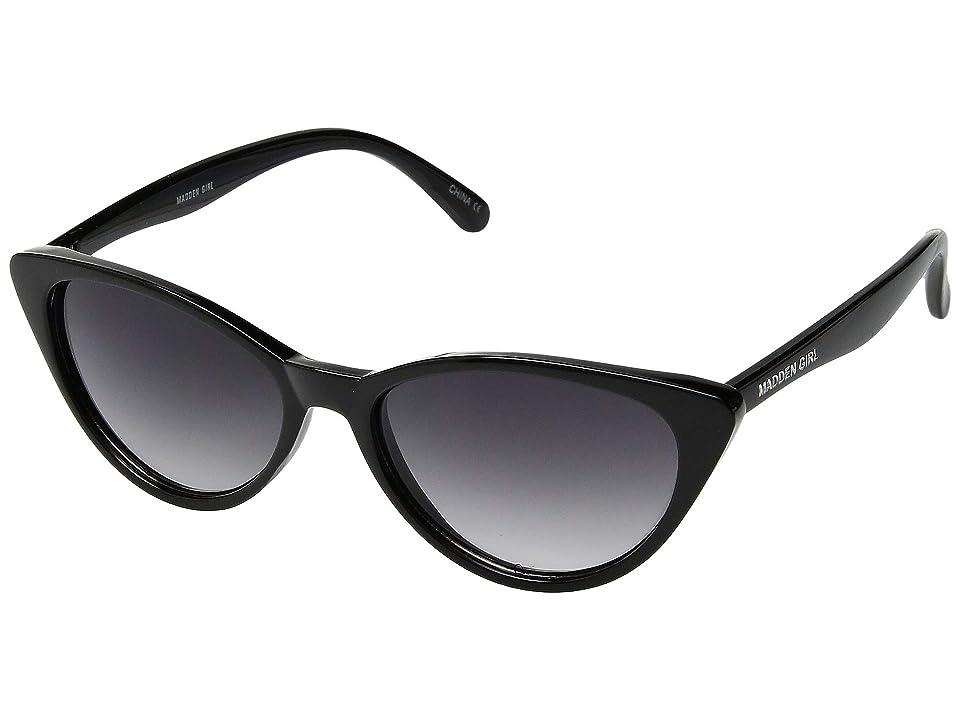 Steve Madden Madden Girl MG899111 (Black) Fashion Sunglasses