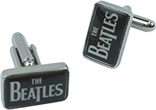 Beatles - Cuff Link Logo (in One Size)