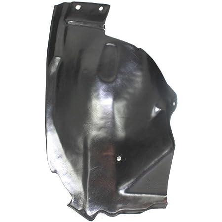 KA Depot for Mustang 2005-2009 5R3Z16102AA FO1251129 Front Passenger Right Side Fender Liner Inner Panel Plastic Guard Shield
