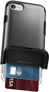 Spigen iPhone 8 & 7 Case Flip Armor Gunmetal