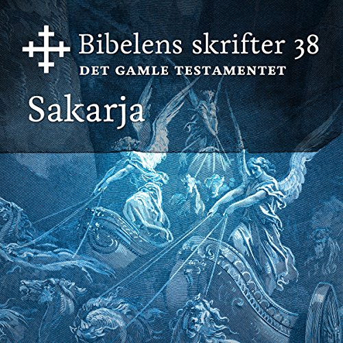 Sakarja audiobook cover art