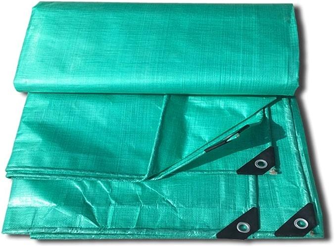 Bache Bache de Pluie Verte bache de Prougeection Solaire imperméable à l'eau de bache de Tricycle d'ombre de bache de bache de bache de Bupei, épaisseur 0.35mm, 180g   m2, Options de Taille DE 13