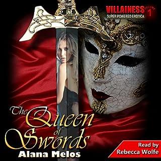 The Queen of Swords cover art