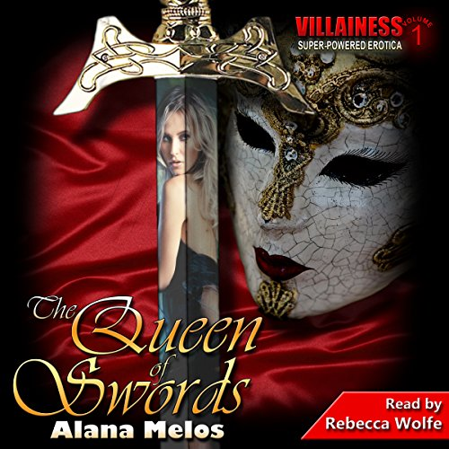 The Queen of Swords audiobook cover art