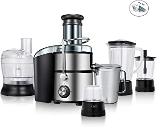 5in1 Multifunction Juice Extractor Juicer Blender Grinder Chopper Food Processor Only by eight24hours + SPECIAL GIFT