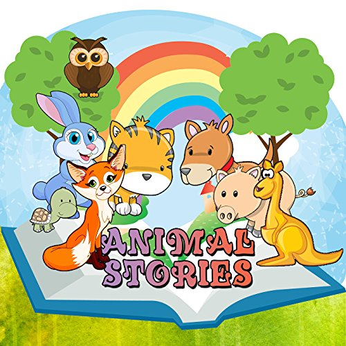Animal Stories cover art