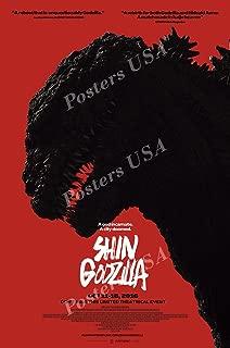 Posters USA Shin Godzilla 2016 Movie Poster GLOSSY FINISH - MOV653 (16