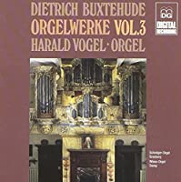 Complete Organ Works 3 by BUXTEHUDE