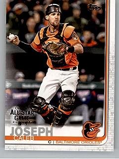 Baseball MLB 2019 Topps All-Star Edition #17 Caleb Joseph Orioles