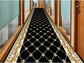 Non-Slip Carpet YANZHEN Hallway Runner Rugs Corridor Carpet Non-Slip Backing Water Absorption Odorless 8mm Fiber Entrance ...