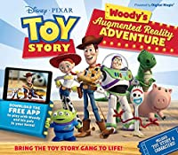 Woody's Augmented Reality Adventure: Bring the Toy Story Gang to Life!