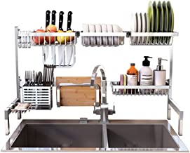 Cutlery Racks Stainless Steel Multi-Layer Rack Kitchen Storage Rack Storage Shelf Sink Rack Cutlery Racks