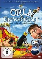 Orla Froschfresser - Auch Kleine können sich wehren