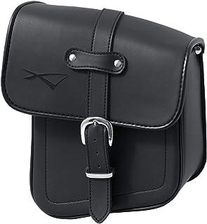 66-030 telai supporti borse laterali universali per moto custom acciaio cromato