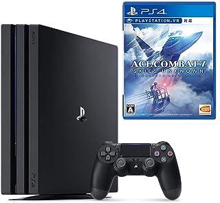 PlayStation 4 Pro ジェット・ブラック 1TB + ACE COMBAT 7: SKIES UNKNOWN セット CUH-7200BB01
