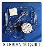 Silesian Quilt Kit de iniciación para Principiantes – vástago bajo – Set para Quilters