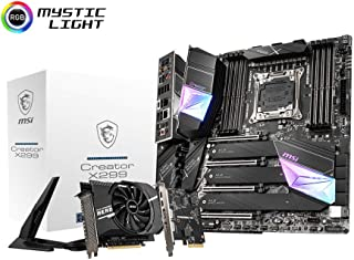 MSI Creator X299 - Placa Base Enthusiast