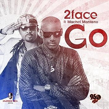 Go (feat. Machel Montano)