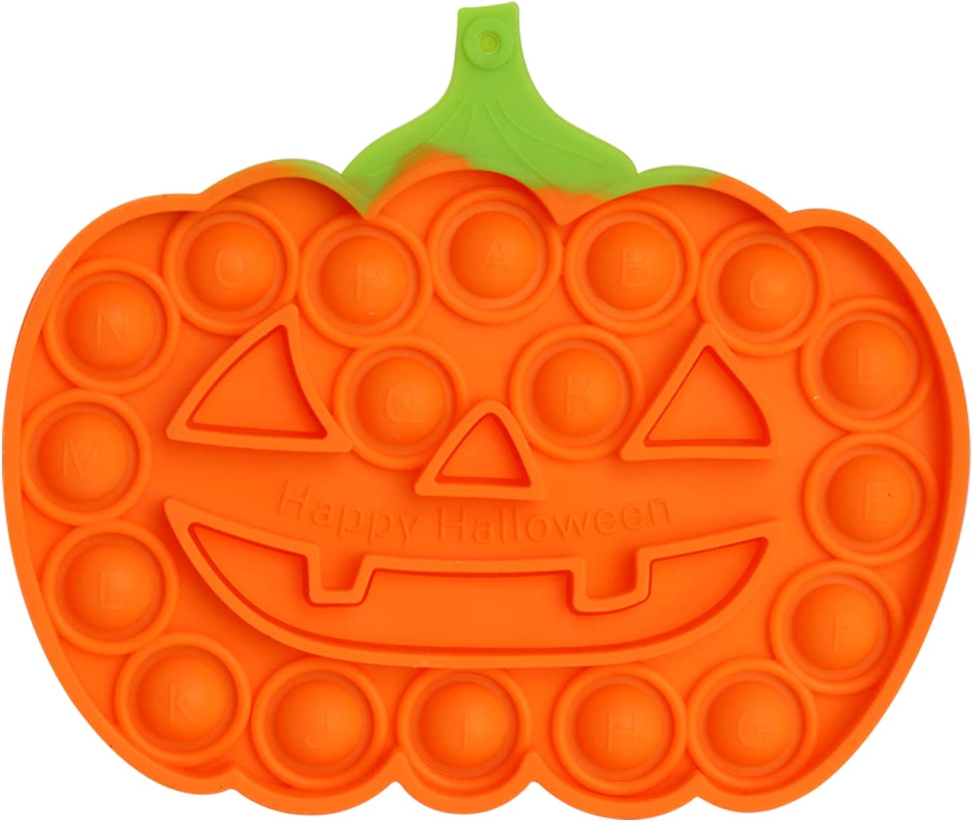 TXDRRA Pumpkin Push Bubble Fidget Bu Ranking TOP3 Stress Relief Silicone Toys 35% OFF