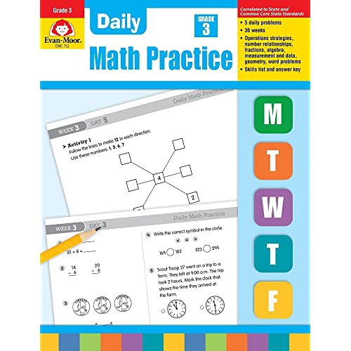 Best Math Books for 3rd Grade: Amazon com