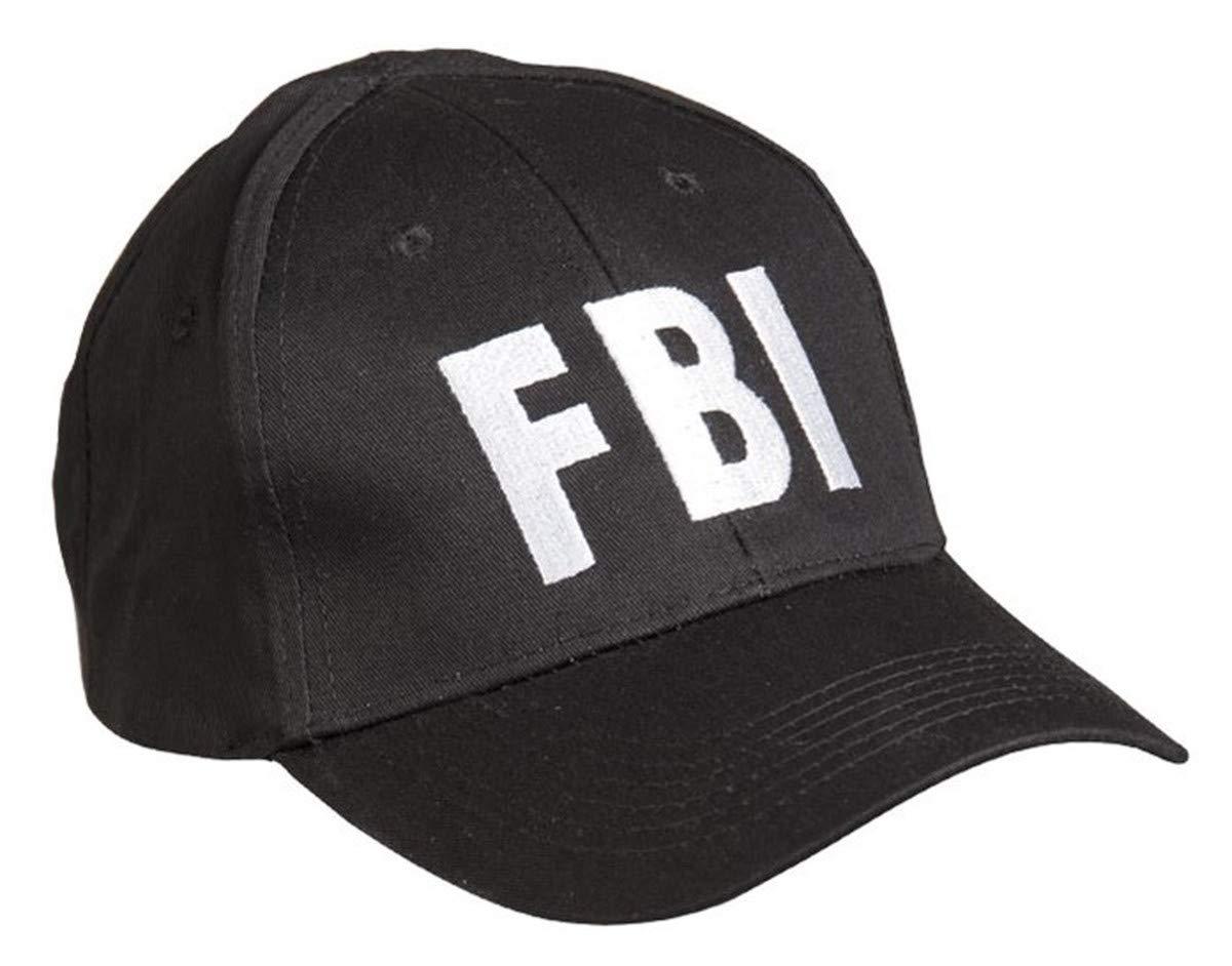 Gorra De Béisbol FBI: Amazon.es: Deportes y aire libre