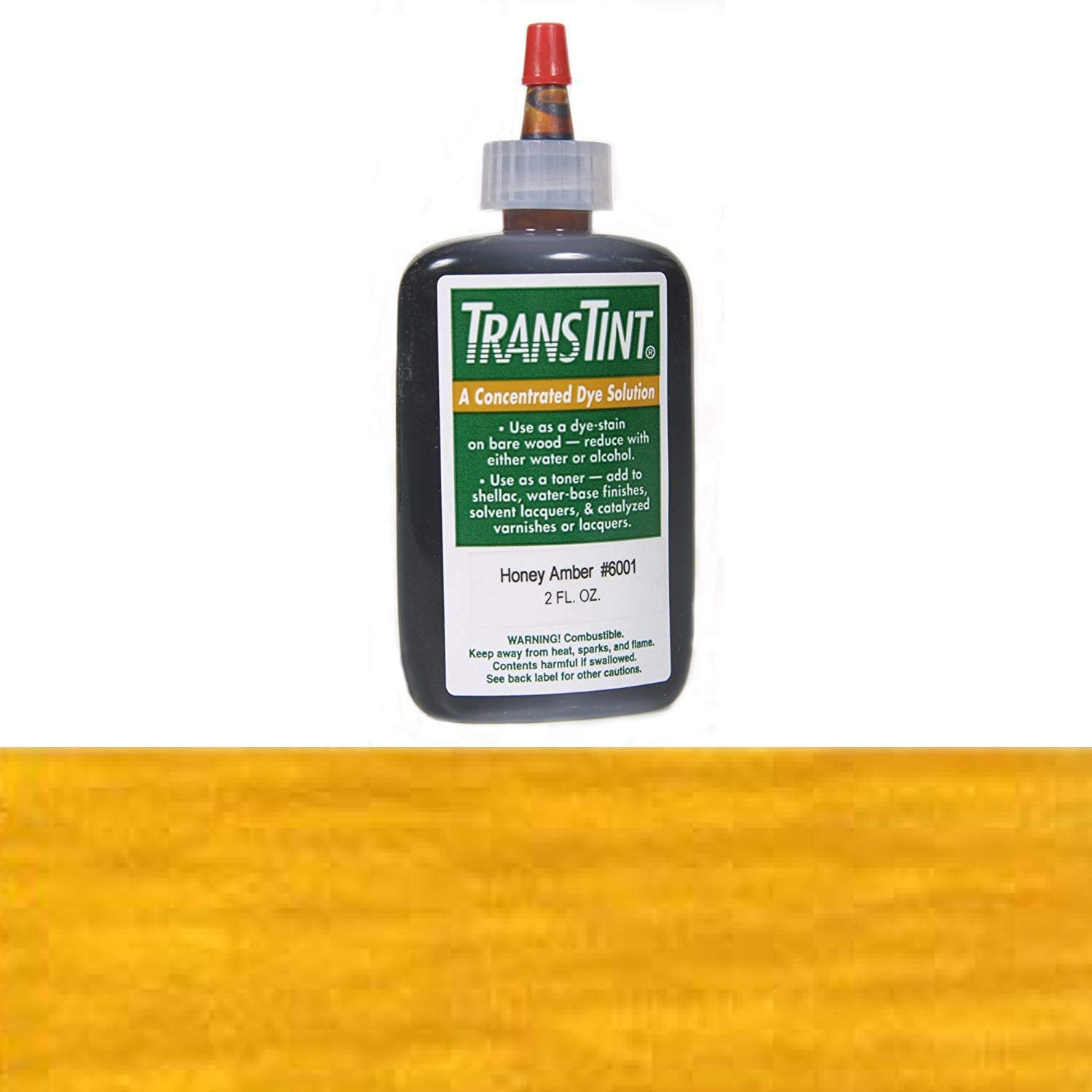 TransTint Recommended Dyes Honey Amber Award