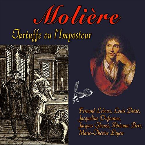 『Tartuffe ou L'Imposteur』のカバーアート