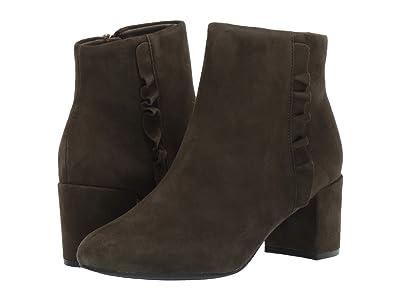Rockport Total Motion Oaklee Ruffle Boot (Evergreen) Women