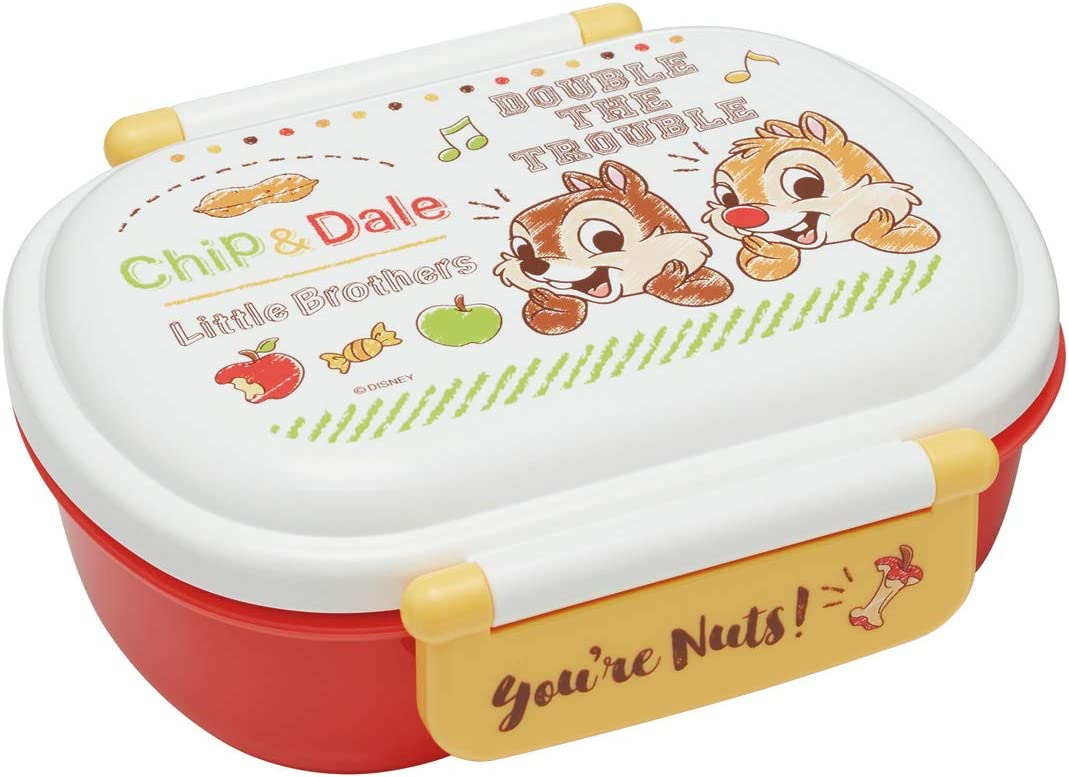 Lunch Food Container Boxes Chip Cheap mail order sales Design Sales results No. 1 New Dale Disney