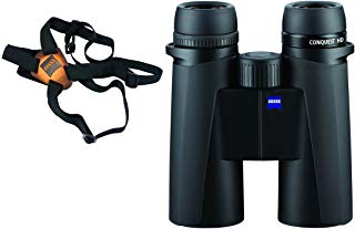 Zeiss 10x42 Conquest HD Binocular with Zeiss Harness Strap