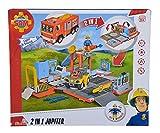 Simba 109251029–bombero Sam Jupiter 2en 1con sonido , color/modelo surtido