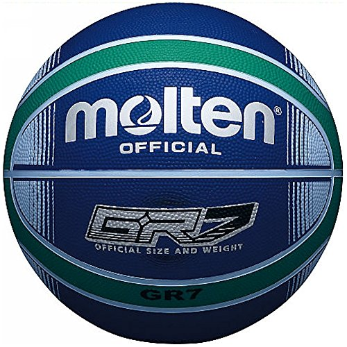 Buy Bargain Molten Gr Colour Coded Basketball - Size 5 - Red/White/Silver
