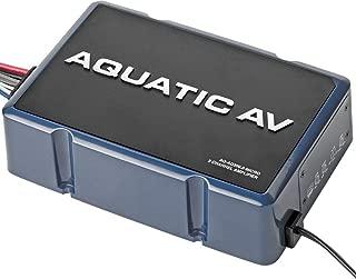 Aquatic AV 2-Channel Amp for All Harley-Davidson Motorcycle Models AQ-AD300.2-MICRO