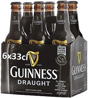 Guinness Birra Draugt, 6 x 330ml