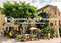 Ein Sommer in der Provence: Luberon und VaucluseAT-Version (Wandkalender 2022 DIN A4 quer): Sommerliche Impressionen aus der Provence (Monatskalender, 14 Seiten )