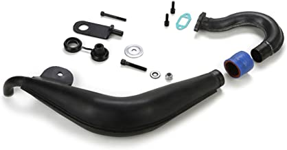 Losi Tuned Exhaust Pipe, 23-30cc Gas Engines: 5IVE-T, LOSR8020