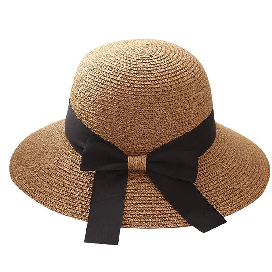 バウンドヒゲテザー帽子 レディース UVカット 漁師帽 99%uvカット 日よけ 日焼け防止 熱中症予防 折りたたみ つば広 紫外線対策 麦わら帽子 uv帽 小顔効果 おしゃれ 可愛い 女優帽 高級感 軽量 通気 旅行用 大きいサイズ ROSE ROMAN