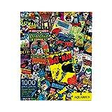 Puzzle - Batman Detective Comics Collage 1000 pcs (nm)