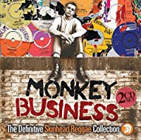 Monkey Business: Definitive Skinhead Reggae Coll by VARIOUS ARTISTS