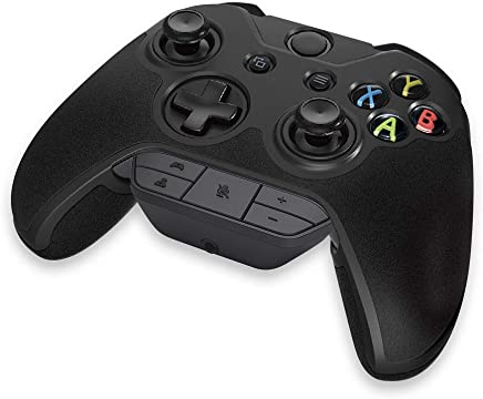 Xbox One Action Grip Wireless Controller - Black