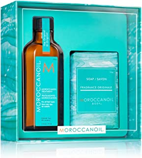 Moroccanoil Cleanse & Style Duo Self Care Kit