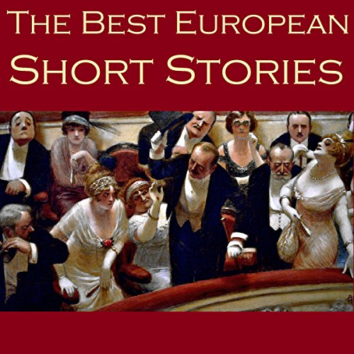 The Best European Short Stories audiobook cover art