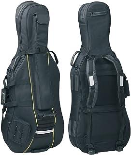 PURE GEWA Funda para Cello Classic CS 25 negro para tamaño 4/4