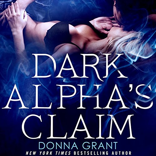 Dark Alpha's Claim audiobook cover art