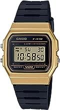 Casio Unisex Erwachsene-Armbanduhr F-91WM
