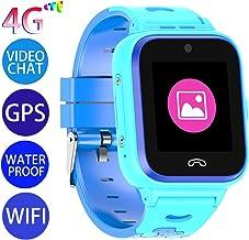 Vowor Kids Smart Watch, 4G WiFi GPS LBS Tracker SOS Emergency Call Video Chat Children..