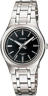 ساعة يد LTP-1310D-1AVDF رسمية للنساء مزودة بانالوج بعقارب من كاسيو