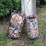 CapsA Waterproof Dry Bag Backpack Sports Compression Sack Outdoor Storage Tote for Kayaking Rafting Boating Swimming Camping Hiking Fishing (Camouflage)